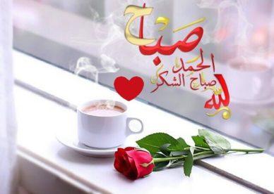 صباح الحمد صباح الشكر لله